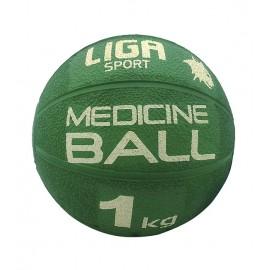 MEDICINE BALL 1kg LIGASPORT