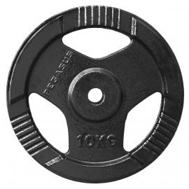 Ελεύθερα Βάρη Δίσκος Σφυρήλατος Ø29 (10 kg) Β-0106