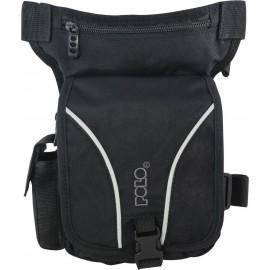 Τσαντάκι Μέσης-Μηρού Polo Netpack Μαύρο 9-08-097-02