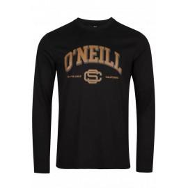 Ανδρική Μπλούζα Μακρυμάνικη O Neill Surf State Long Sleeve T-Shirt 1P2108-9010 Μαύρη