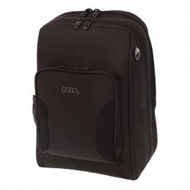 Σακίδιο Πλάτης Polo Laptop 9-01-069-02 Μαύρο