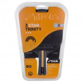 Ρακέτα του πινγκ πονγκ Stiga Trinity 1213 3616 01 για Προχωρημένους 3-Star