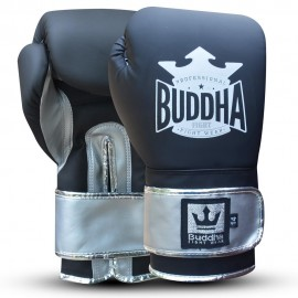 BUDDHA ΓΑΝΤΙΑ ΠΡΟΠΟΝΗΣΗΣ FIGHT Black