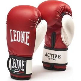 Παιδικά γάντια πυγμαχίας LEONE Active junior (GN081/03/06)