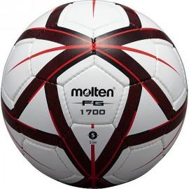 Μπάλα ποδοσφαίρου MOLTEN (FG 1700red)