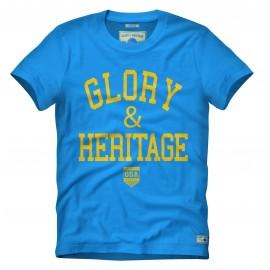 Αντρικό αθλητικό μπλουζάκι GEPA Glory & Heritage (88 1639)