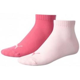 Κάλτσες PUMA ροζ/κοραλί Δυάδα (271315 813)