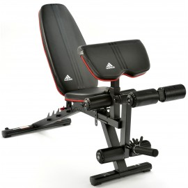 Πάγκος ασκήσεων ADIDAS Utility Bench w/Leg and Pz Pad (ADBE 10238)