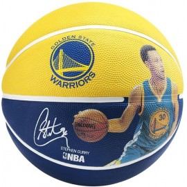 Μπάλα μπάσκετ SPALDING NBA STEPHEN CURRY (83 343Z1)