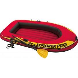 Φουσκωτή βάρκα INTEX Explorer Pro 300 set (58358)