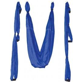 Κούνια Yoga (Yoga Swing Trapeze), Αντιβαρυτική Μπλε (81708)