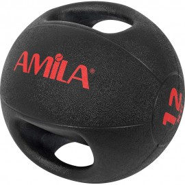 Dual Handle Ball 12 kg AMILA (84675)