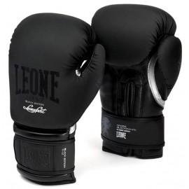 Γάντια προπόνησης Leone BLACK&WHITE BOXING GLOVES GN059