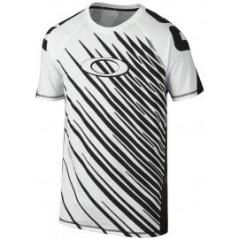 Αντρικό μπλουζάκι OAKLEY (433548 100) λευκο/μαυρο