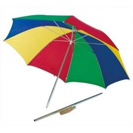 Ομπρέλα παραλίας 2 σε 1 (78650)