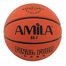 ΜΠΑΛΑ ΜΠΑΣΚΕΤ AMILA FINAL FOUR BS 7 outdoor (41507)