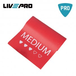 Live Pro Λάστιχο Αντίστασης (κορδέλα) Medium (Β 8413 M)