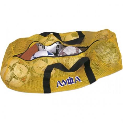 Σάκος τσάντα μεταφοράς μπαλών AMILA (44997)