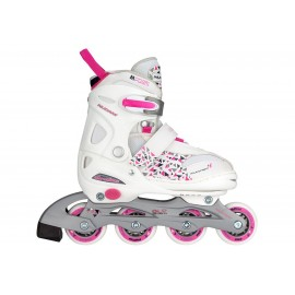 Inline Skate Junior ρυθμιζόμενα 30-33, 34-37 και 38-41 Nijdam (52SE)